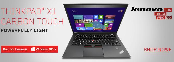 Lenovo ThinkPad® X1 Carbon Touch