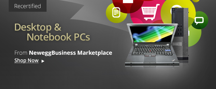 Recertified Desktop&Notebook PCs