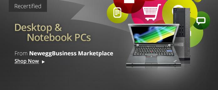 Recertified Desktop&Notebook PCs