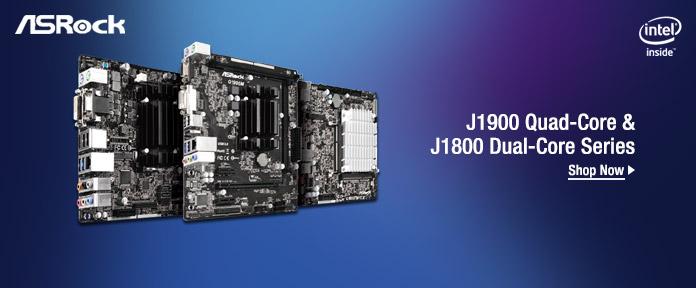 J1900 Quad-Core & J1800 Dual-Core Series