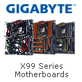 Gigabyte X99 Series Motherboards