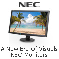 A New Era of Visuals NEC Monitors
