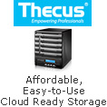 Affordable Easy-To-Use Cloud Ready Storage