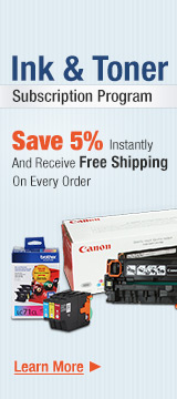 Ink & Toner Subscription Programr