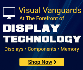 Visual Vanguards: Display Technology