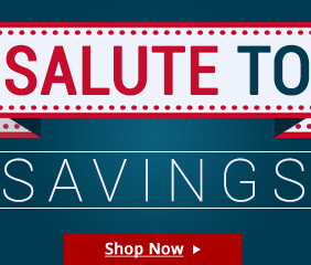 Salute to Savings: Special Offers