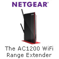 The AC1200 WiFi Range Extender