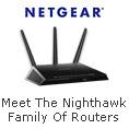 Netgear Nighthawk Family Of WiFi Routers