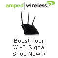 Amped Wi-Fi