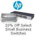 10% off select small business switches