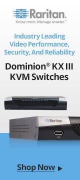 Raritan Dominion® KX III KVM Switches