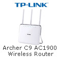 TP-LINK Archer C9 AC 1900 Wireless Dual-Gigabit Router