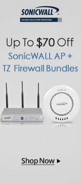 SonicWALL AP + TZ