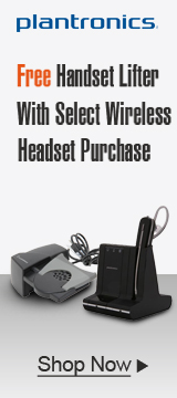 Free handset lifter with select wireless headset purchase