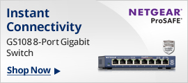 Instant connectivity with reliable performance