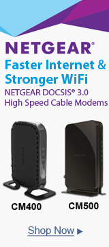 Netgear High Speed Cable Modems