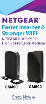 Netgear High Speed Cable Modems