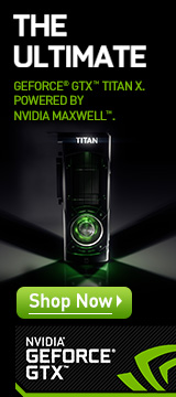 NVIDIA Titan X Video Card
