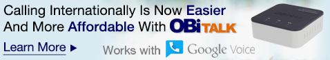 Obihai Telephone Adapters