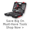 Big Savings On Professional –Grade Quality Tools