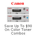 Save Up To $90 On Color Toner Combos