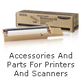 Accessories And Parts For Printers And Scanners
