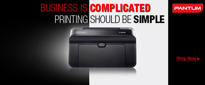 BUSINESS IS COMPLICATED PRINTING SHOULD BE SIMPLE