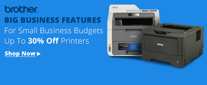 Up to 30% off printers