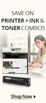 Save on printer + INK & toner combos