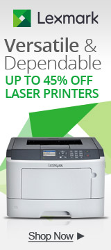 Lexmark Printers up to 45% Off