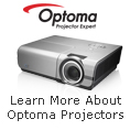 Optoma Because Image Is Everything