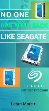 Seagate Microsite