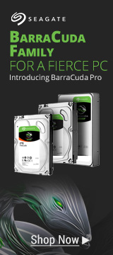 Seagate - BarraCuda Family