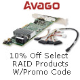 10% off select Raid products