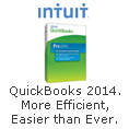 QuickBooks 2014,more efficient,easier than ever