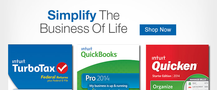 Intuit Products- Simplify the Business of Life
