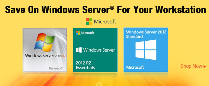 Save on windows server for your workstation