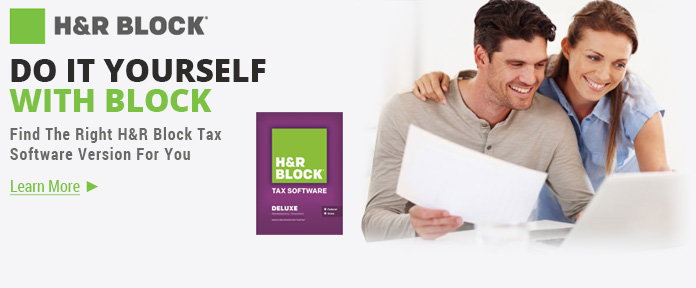 H&R Block Tax Software - Find The Right Version For You