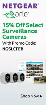 15% off select surveillance cameras