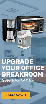 Upgrade Your Office Breakroom Sweepstakes