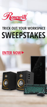 Rosewill: Trick Out Your Workspace Sweepstakes