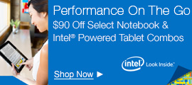 Intel Tablet Combo