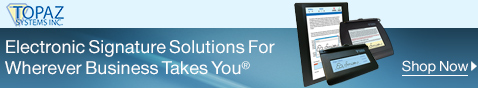 Electronic Signature Solutions for Wherever Business Takes You
