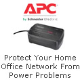 Protect Your Home Office Network from Power Problems