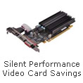 Silent performance video card savings