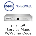 15% off Service Plans with Promo Code