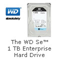 WD Se™ 1 TB Enterprise Hard Drive