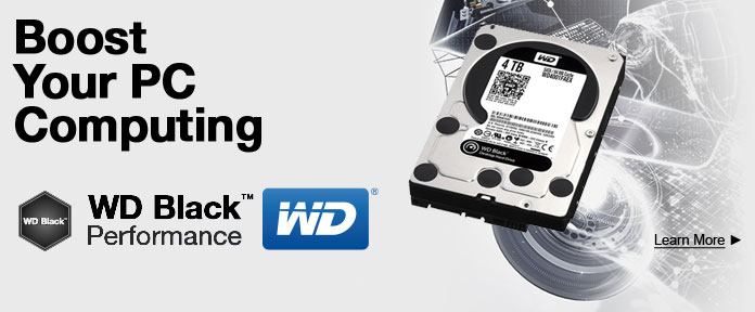 WD Black™ Hard Drives