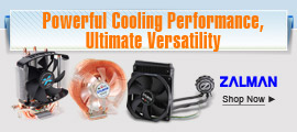 Powerful Cooling Performance,Ultimate Versatility