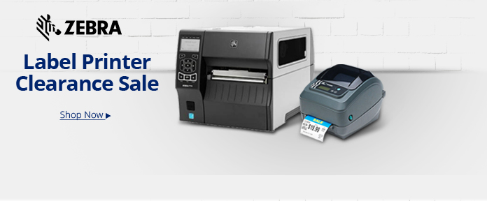 Label printer clearance sale